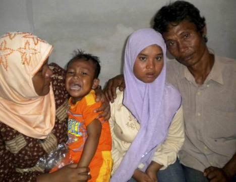 Wati Korban Tsunami Aceh