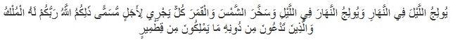 Ayat Kitab Suci Al Qur'an