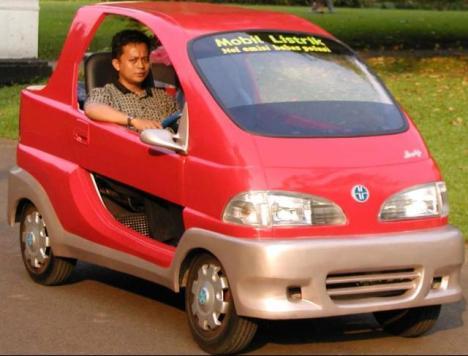 Mobil Nasional - Marlip