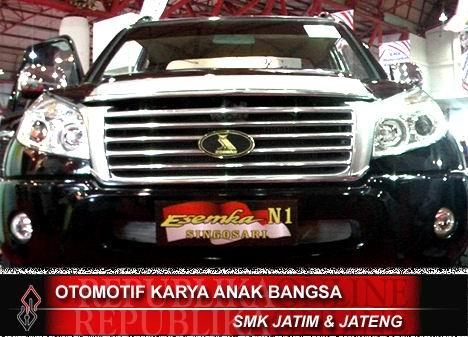 Mobil Nasional - Esemka