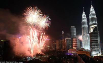 Petronas - Kuala Lumpur - Malaysia