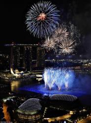 Singapura - Marina Bay