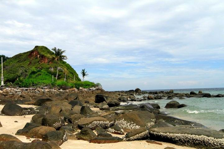 Pulau Salah Nama