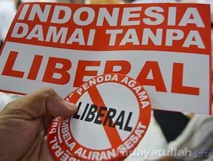 Indonesia Damai Tanpa Liberal