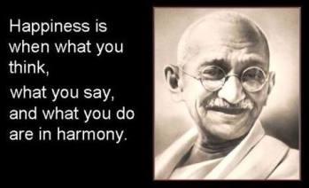 Inspirasi Dari Mahatma Gandhi Sepatu Yang Tertinggal Wiedz