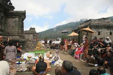 Dieng Culture Festival 2012