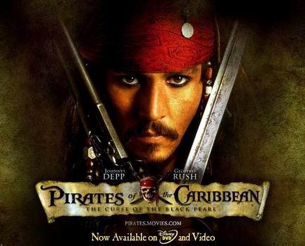 Captain Jack Ward 'Sparrow'