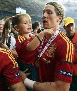 Spanyol Juara Euro 2012