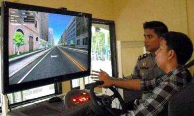 Simulator Kemudi