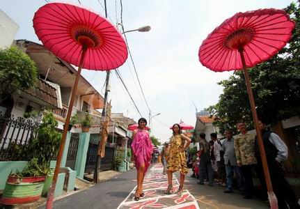 Kampung Batik Jakarta