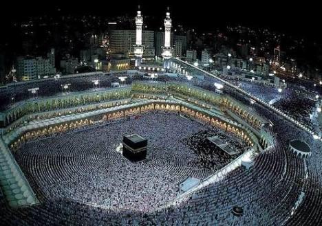 Ka'bah Masjidil Haram