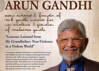 Arun-Gandhi